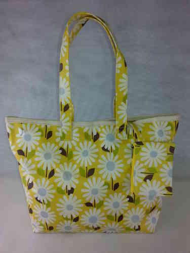 "Oil Shopper Bag ""Libby"" Ulster Weavers"