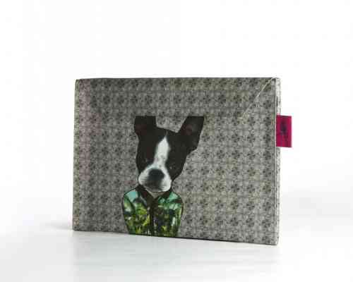 "Tablettasche Crispy Wallet ""Dog"""